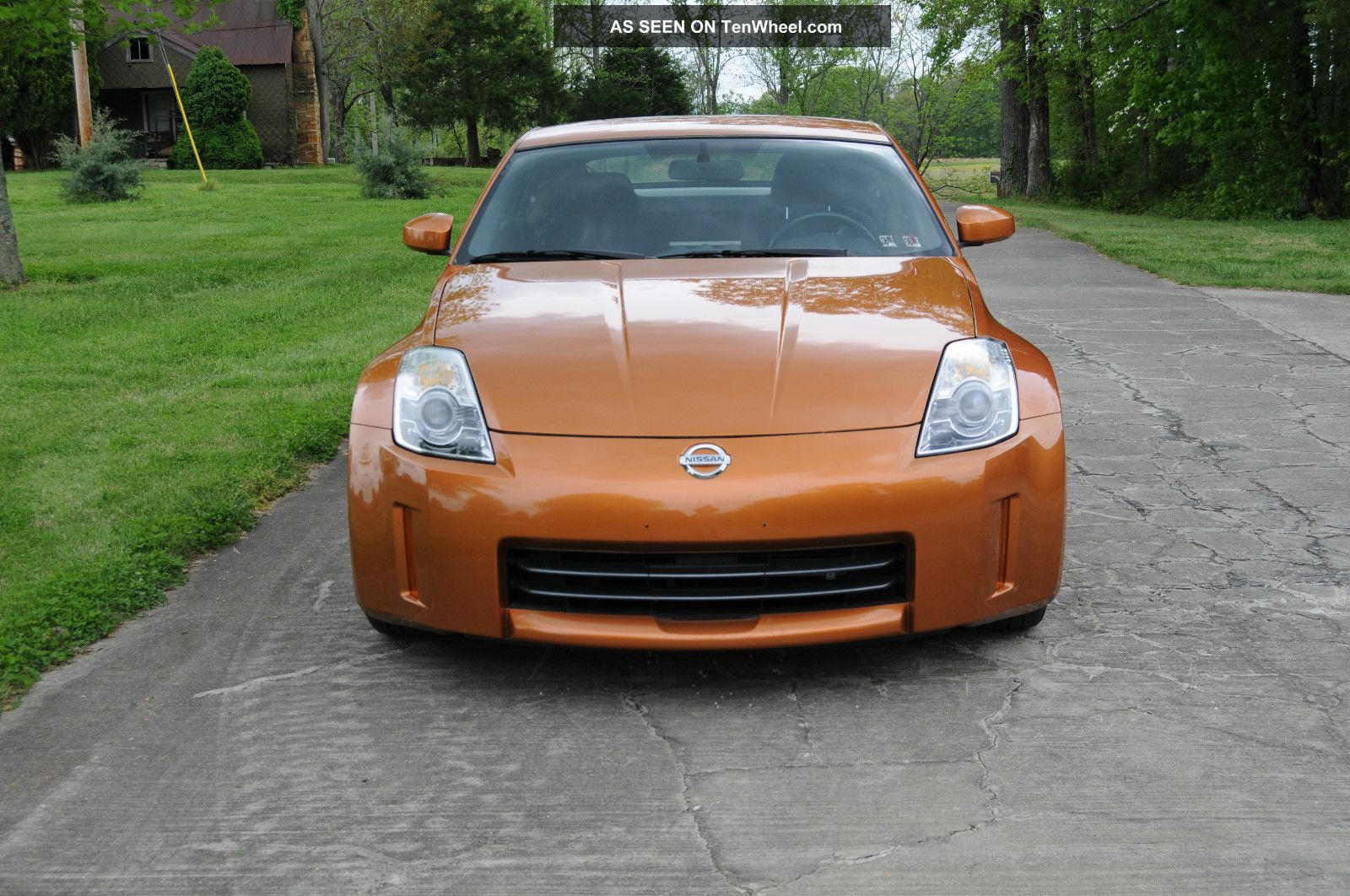 2006 Nissan 350z Base Coupe 2