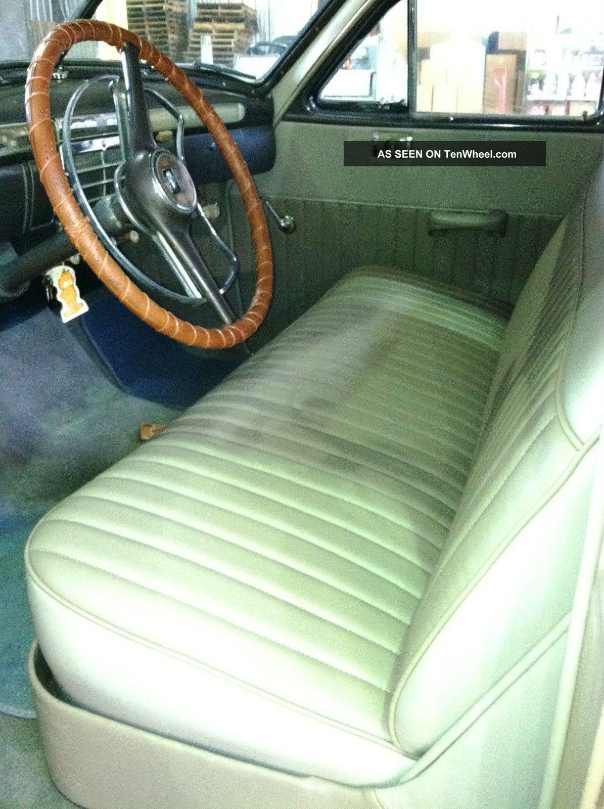Kaiser Special Door Sedan Cubic Inch Flathead Lgw