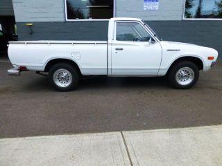 1976 Datsun Pu