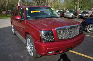 2005 Cadillac Escalade Esv Sport Utility 4 - Door 6.  0l photo