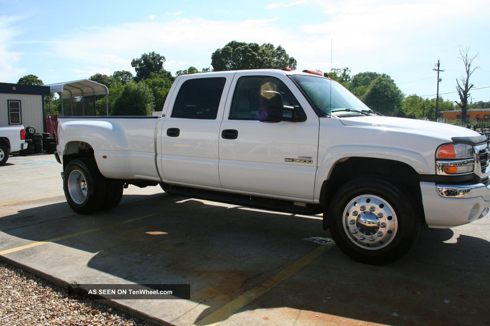 2007 chevy silverado dually duramax diesel offered for html autos weblog. Black Bedroom Furniture Sets. Home Design Ideas