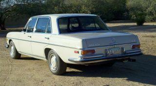 W109 1970 300sel 6.  3 Mercedes Benz photo