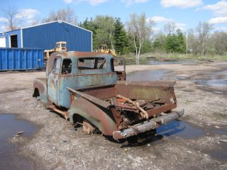 1951 Chevrolet 3100 Truck photo