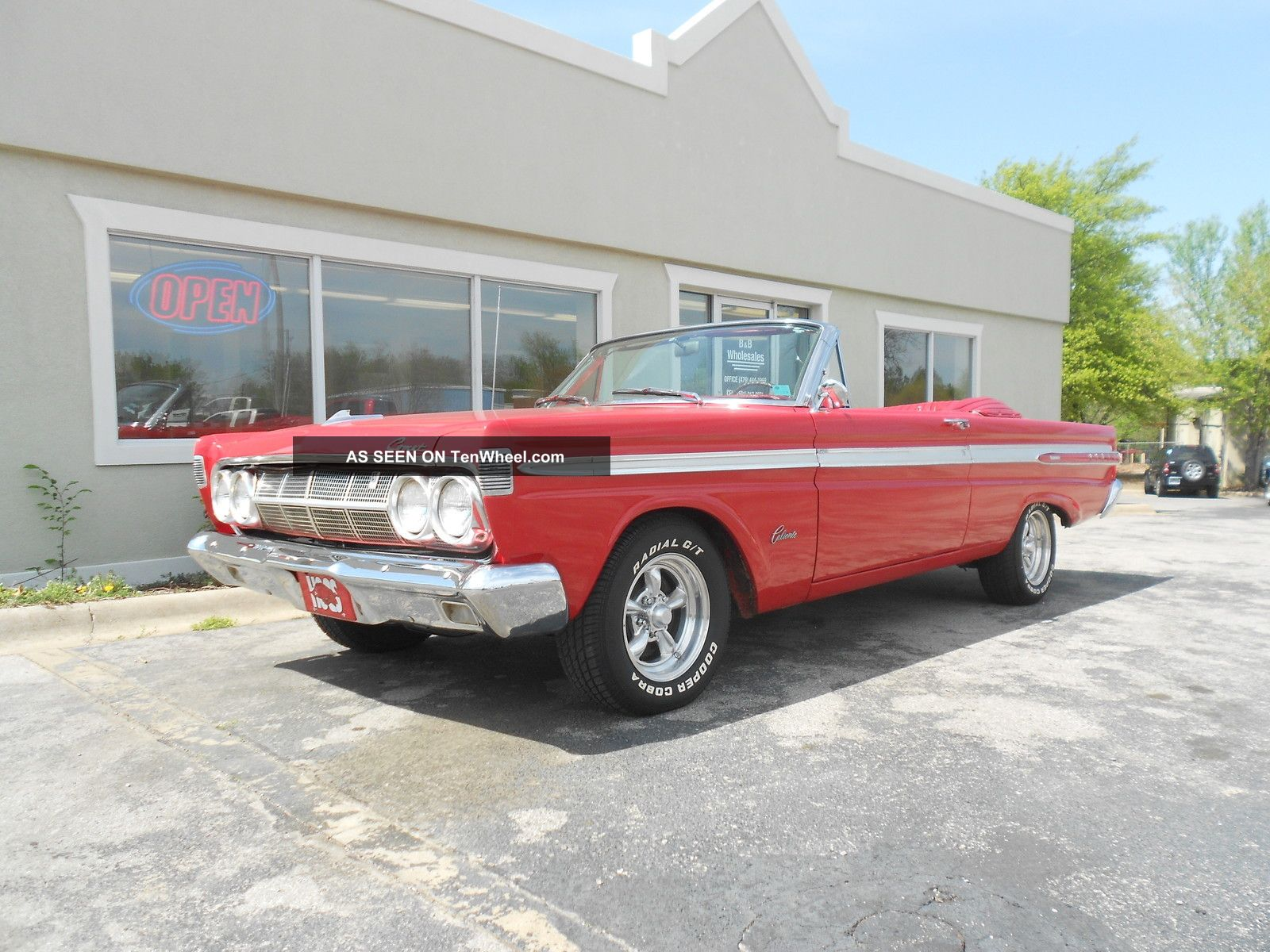1964 Mercury Comet Caliente Convertible Comet photo