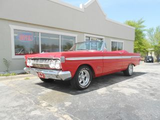 1964 Mercury Comet Caliente Convertible photo