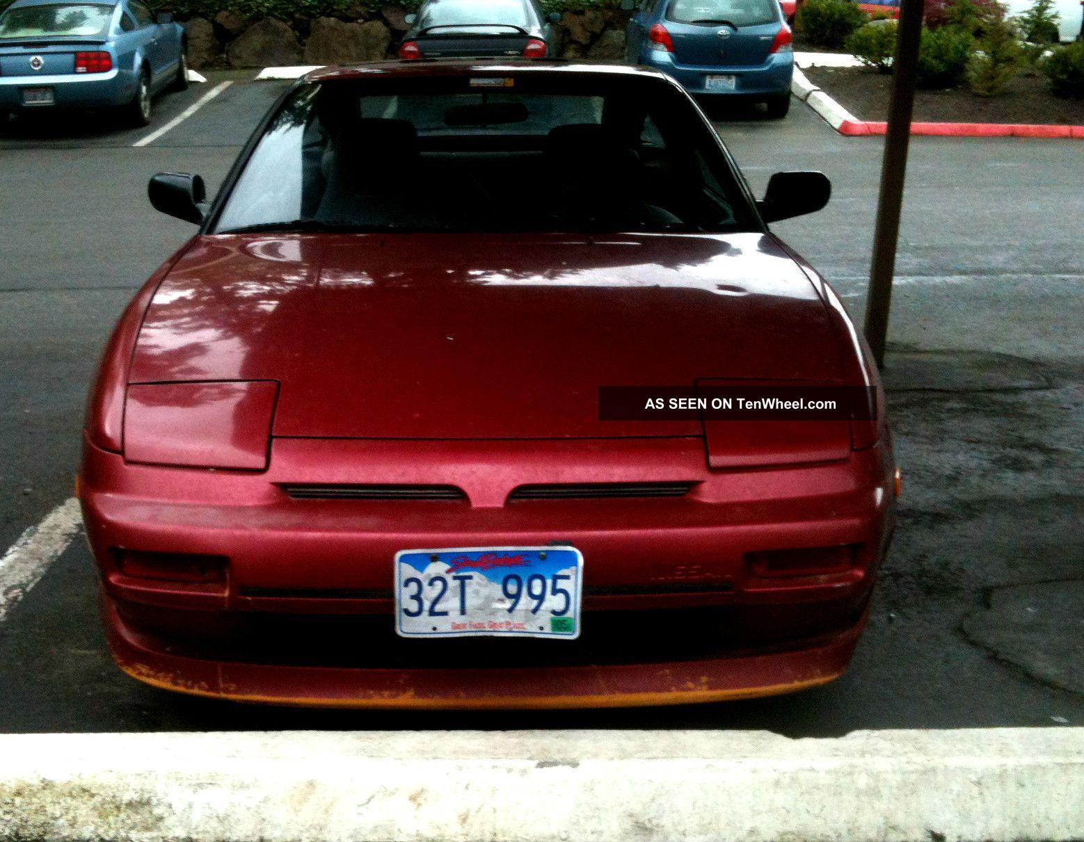 1989 Nissan 240sx Se Hatchback 2