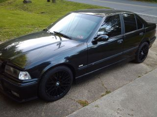 1998 Bmw M3 Base Sedan 4 - Door 3.  2l photo