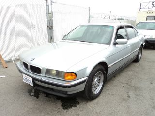 1997 Bmw 740il, photo