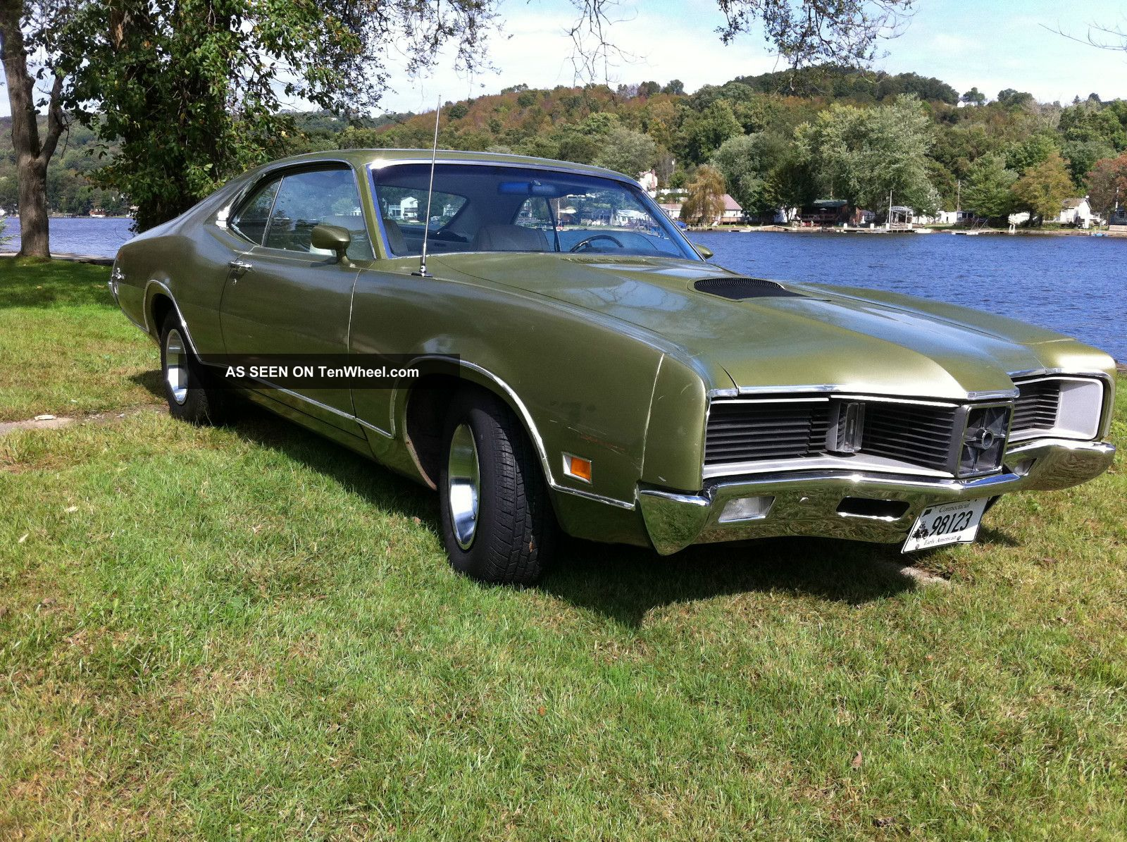 1970 Mercury Cyclone Gt Other photo