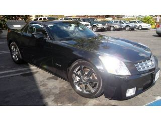 2007 Cadillac Xlr Base Convertible 2 - Door 4.  6l photo