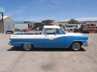 1956 Ford Ranchero Old Custom Pick Up photo