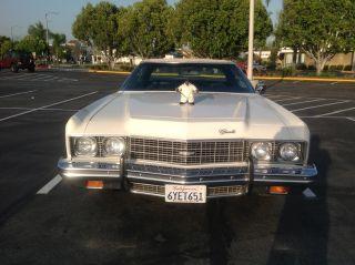 1973 Chevy Impala photo