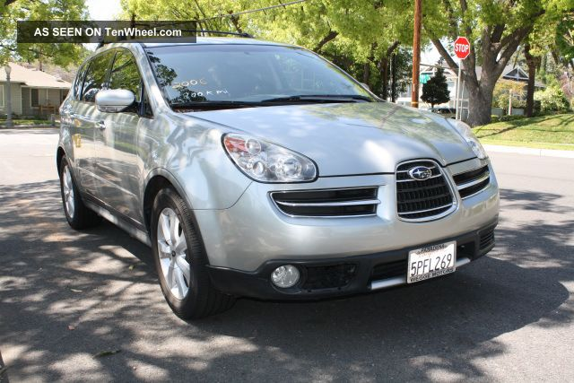 2006 Subaru B9 Tribeca Limited,  3.  0l,  Awd,  Calif.  Car,  3rd Row Seating,  Navi Other photo
