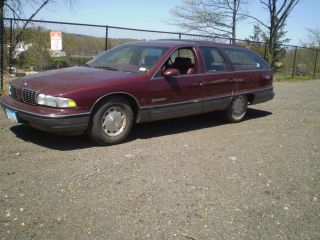1992 Oldsmobile Custom Cruiser Station Wagon 5.  7 Drive It Home photo