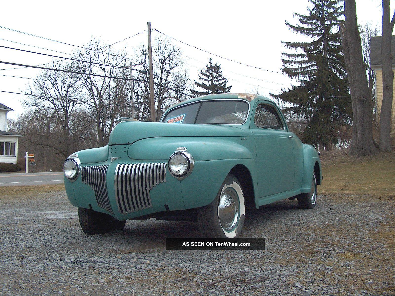 1941 Desoto Coupe DeSoto photo
