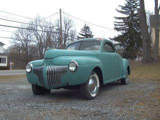 1941 Desoto Coupe photo