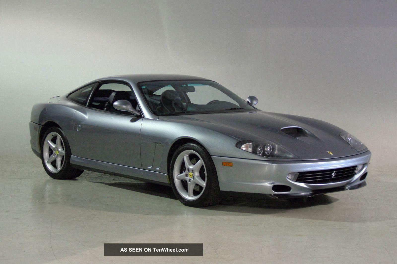 1998 Ferrari 550 Maranello 550 photo