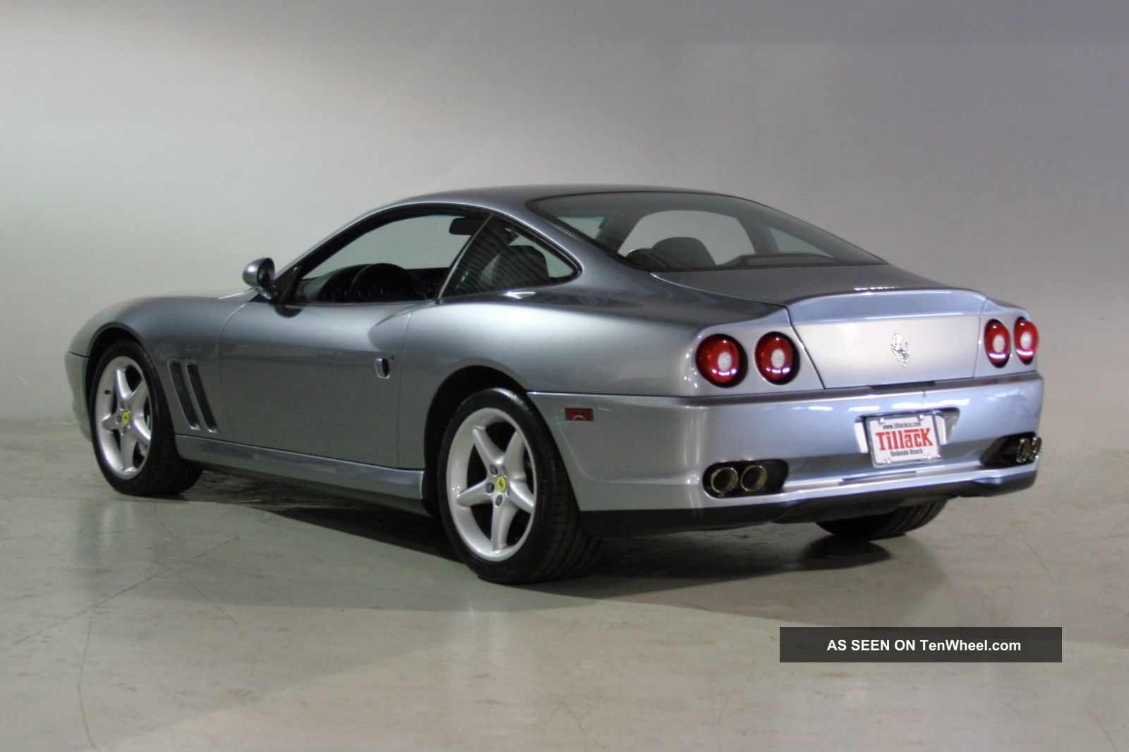 1998 Ferrari 550 Maranello on porsche 944 wiring diagram