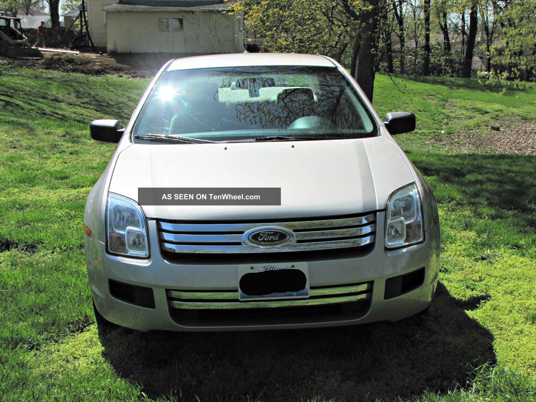 Ford Fusion Door Handle Recall >> 2008 Ford fusion 2 door
