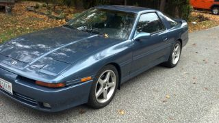 1991 Toyota Supra Turbo Hatchback 2 - Door 3.  0l photo
