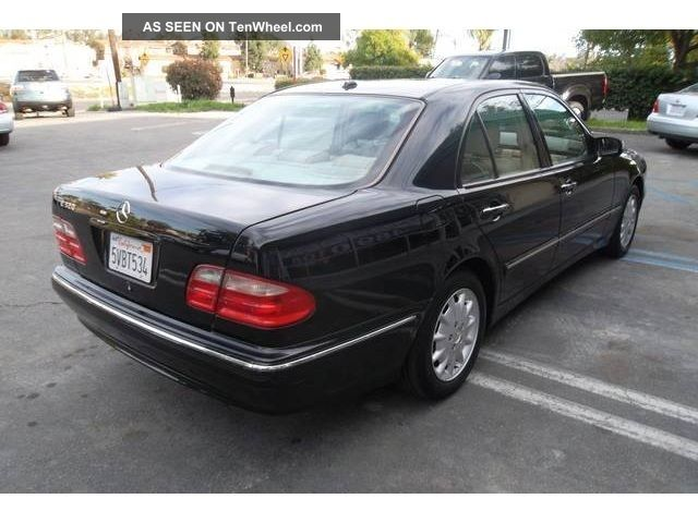 2001 mercedes benz e320 for 2001 mercedes benz e320