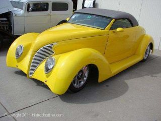 1939 Ford Coast To Coast Roadster With Hardtop photo