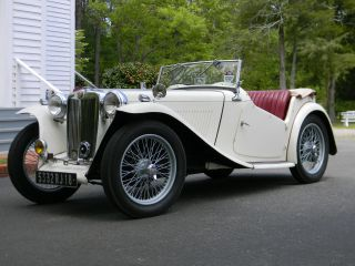 Mg Tc 1947 photo