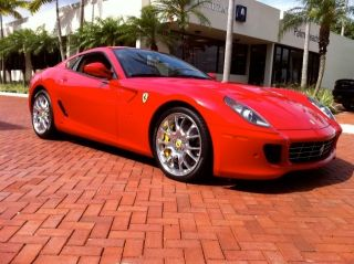 2008 Ferrari 599 Gtb Fiorano Coupe 2 - Door 6.  0l photo