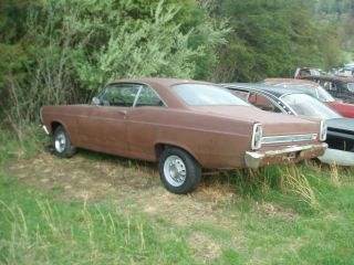 1966 Ford Fairlane Xl 390 Automatic photo