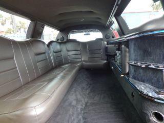 2000 Lincoln Limousine 120