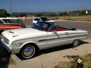 1963 1 / 2 Ford Falcon Sprint Convertible photo