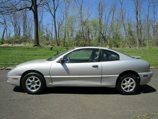 2003 Pontiac Sunfire Gt Coupe 2 - Door 2.  2l With photo