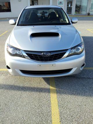 2008 Subaru Wrx Sedan Turbo Florida Car Never Modified photo