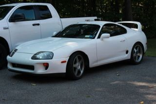 1994 Toyota Supra photo