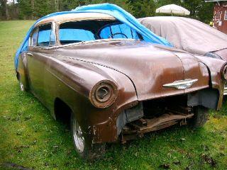 1953 Chevrolet Bel Air 2door Sports Coupe