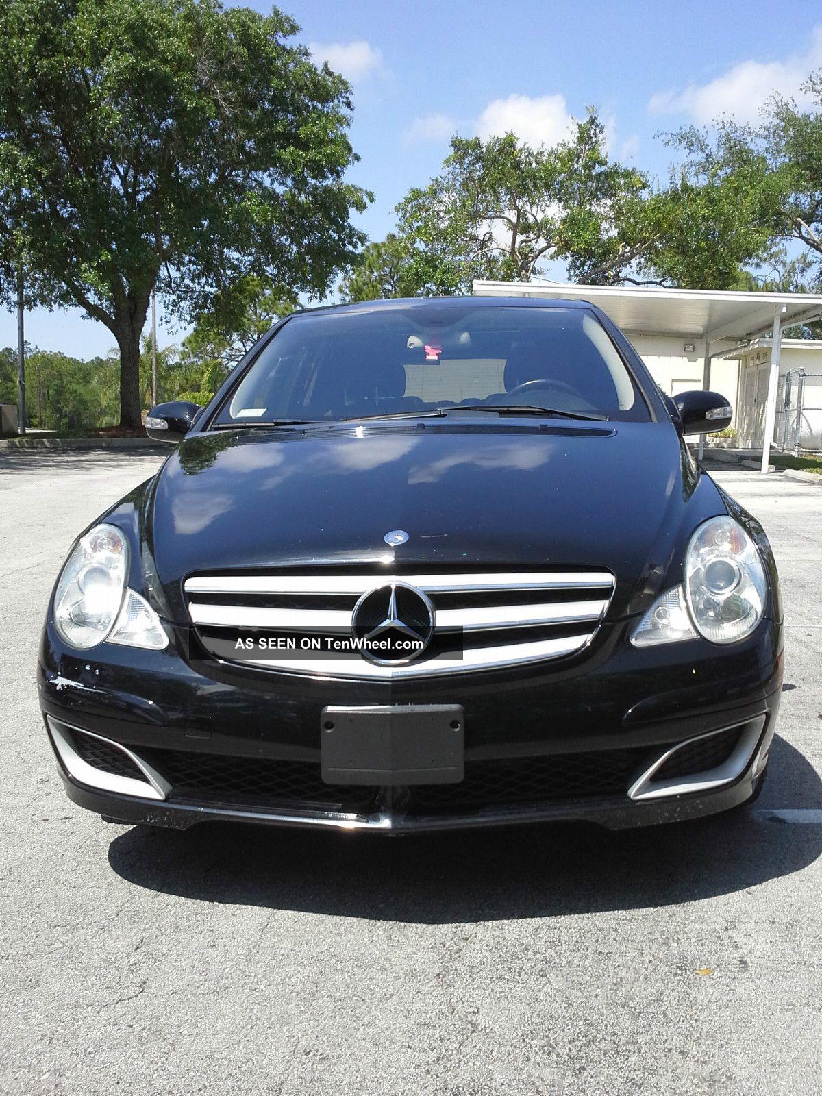 2006 mercedes benz r500 base wagon 4 door 5 0l for Mercedes benz r500