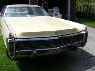 1973 Chrysler Imperial Lebaron 7.  2l photo