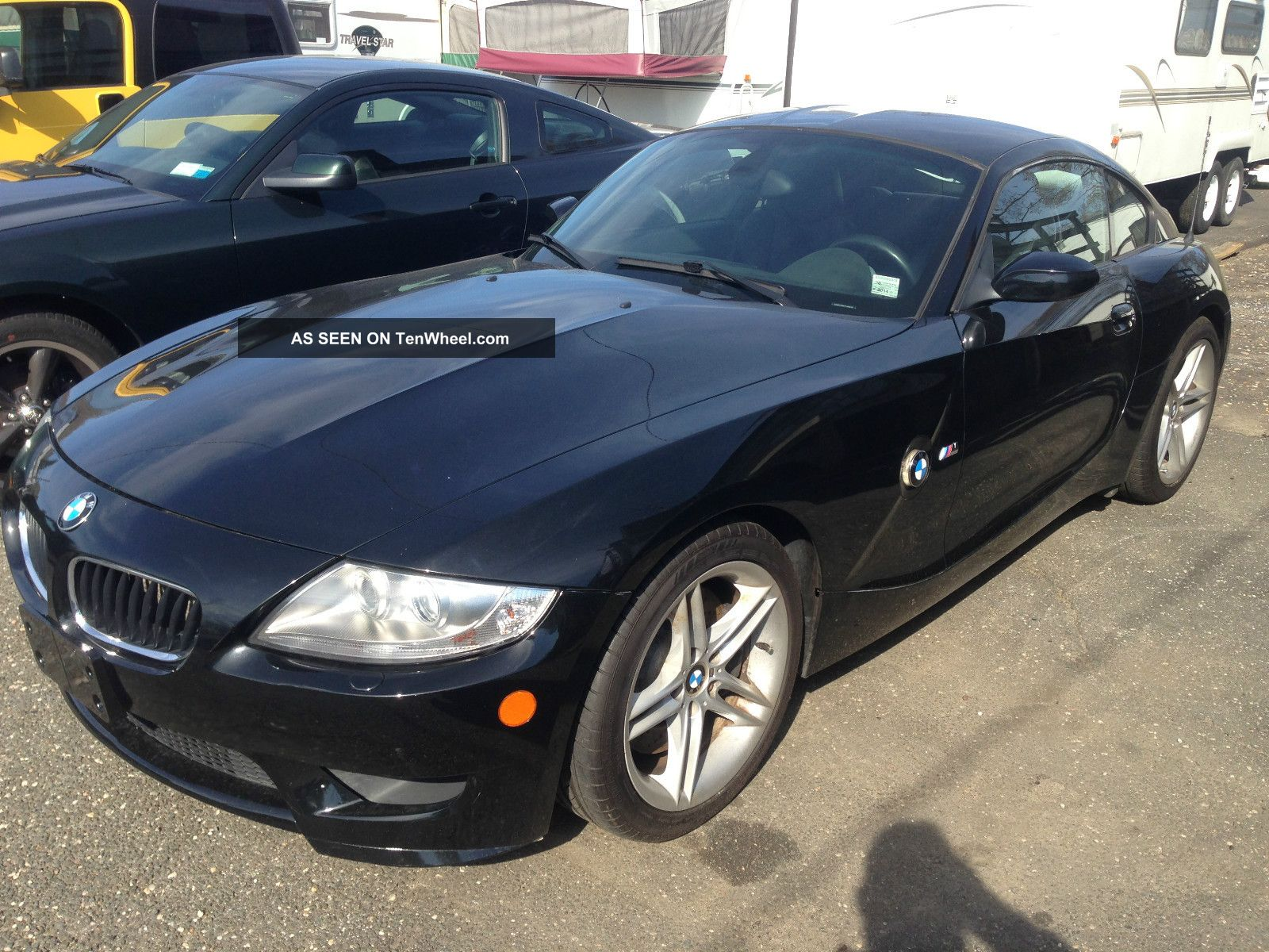 2007 Bmw Z4 M Coupe Coupe 2 Door 3 2l