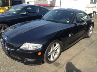 2007 Bmw Z4 M Coupe Coupe 2 - Door 3.  2l photo