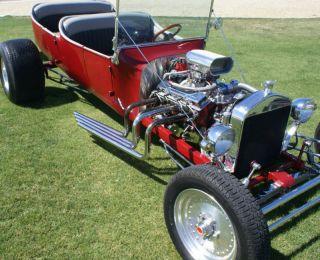 1923 Ford T Bucket Custom Double Seats photo