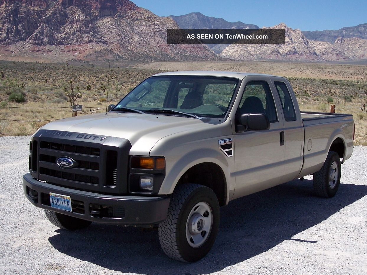 2009 ford f 250 duty cab long bed 4 wheel drive. Black Bedroom Furniture Sets. Home Design Ideas