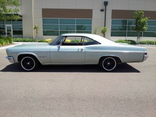 1966 Chevy Impala Ss Rare 2 Owner,  Garage Find, photo