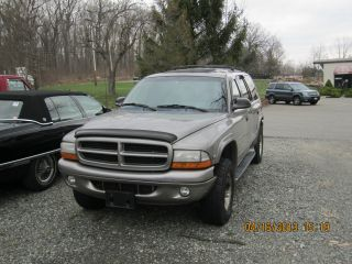 2000 Dodge Durango,  Bad Engine,  142k,  Otherwise Drove Good,  4.  7 L,  4wd photo