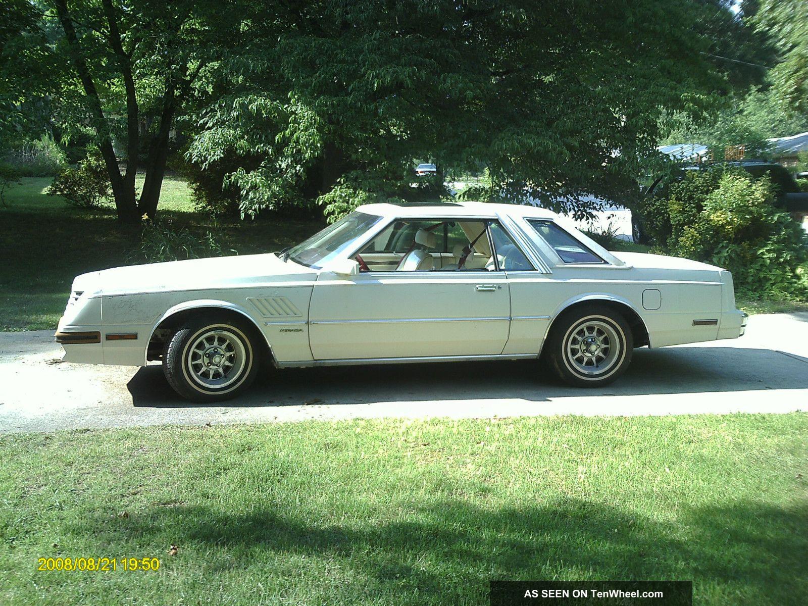 1981 Dodge Mirada V8