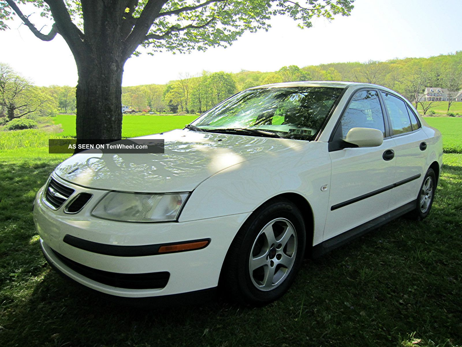 2004 Saab 9 - 3 Linear Sedan 4 - Door 2.  0l 9-3 photo