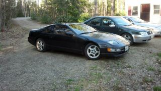 1991 Nissan 300zx 2+2 Coupe 2 - Door 3.  0l photo