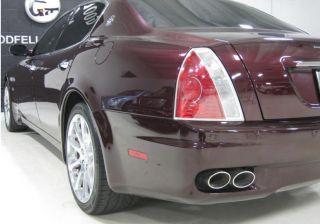 2005 Maserati Quattroporte Base Sedan 4 - Door 4.  2l photo