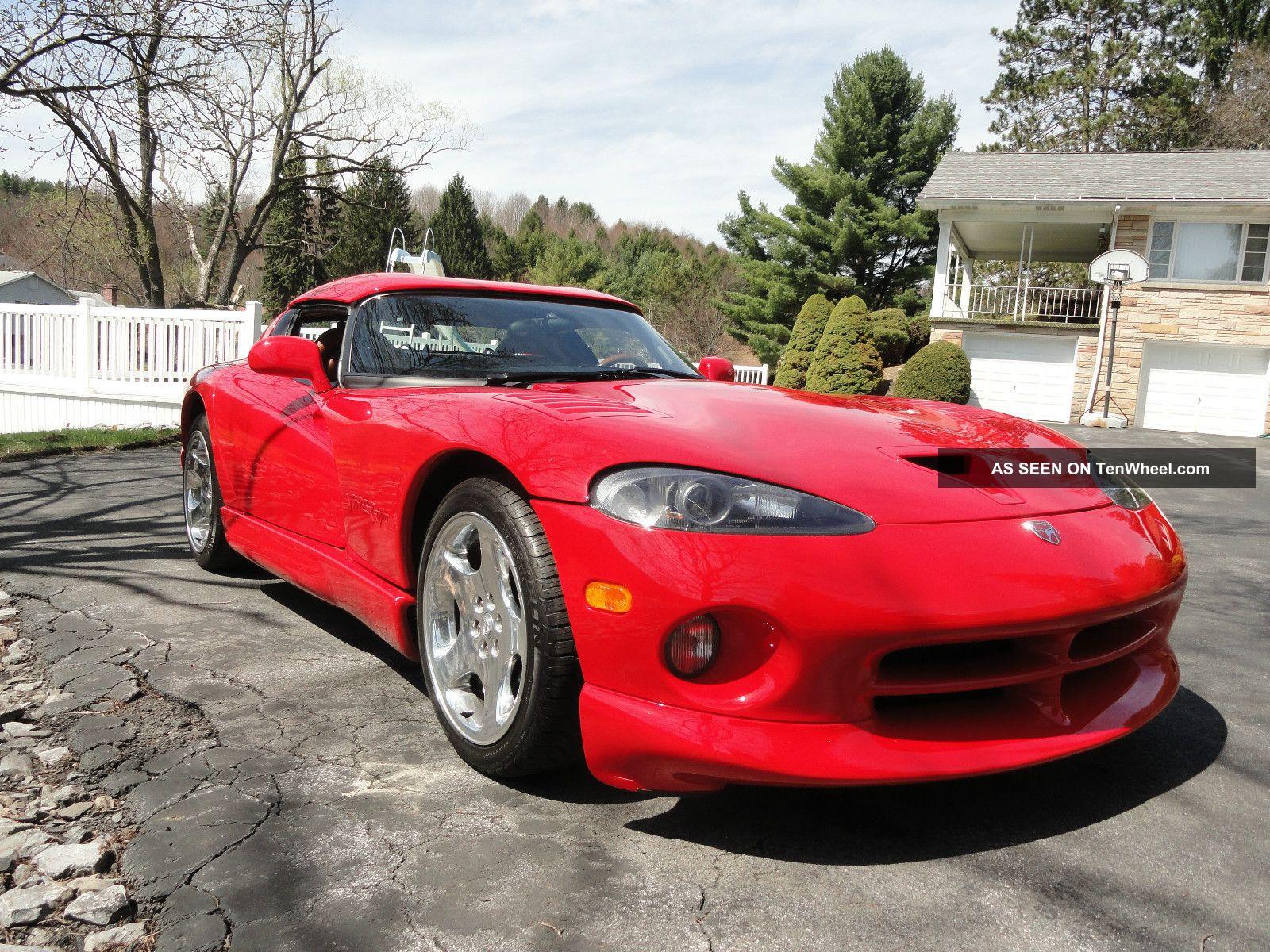 2001 Dodge Viper Viper photo