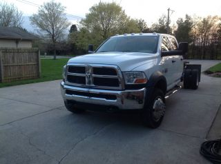 2011 Dodge Ram 5500 4x4 photo