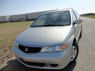 2001 Honda Odyssey Ex Mini Passenger Van 5 - Door 3.  5l, , photo